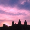 Angkor Wat sunset
