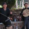 Duaguan Park musicians