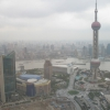 From the Jin Mao tower