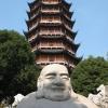 Suzhou pagoda