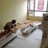 15 Bamboo floor install