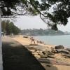 Gulangyu Island beach
