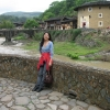 Mia in the Tulong village