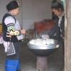 Buying Dumplings